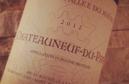 Châteauneuf-du-Pape 2012: Namedropping bei Lidl