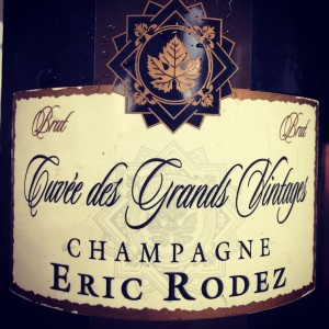 Champagner Eric Rodez